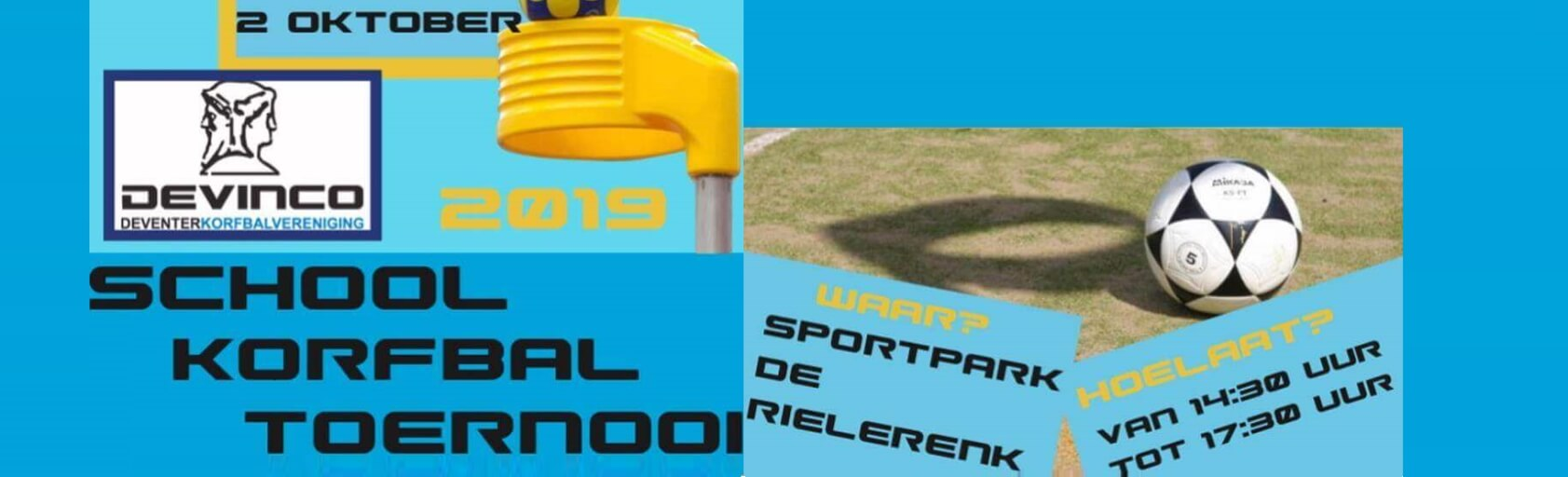 Schoolkorfbal 2019 Deventer flyer slider